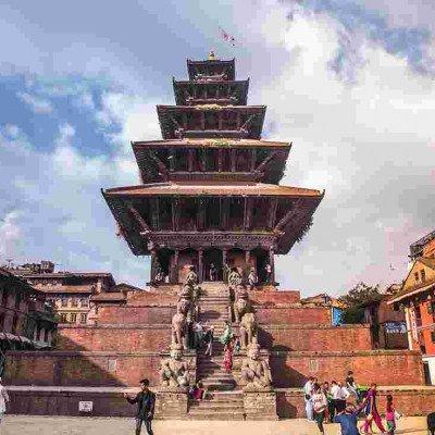 Nyatapola, Bhaktapur Nepal