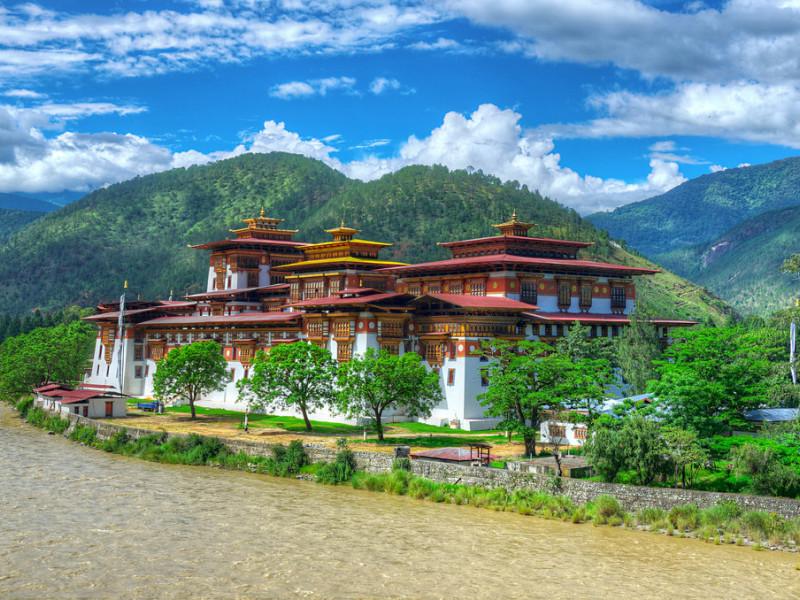Changangkha Lhakhang, Thimphu Bhutan