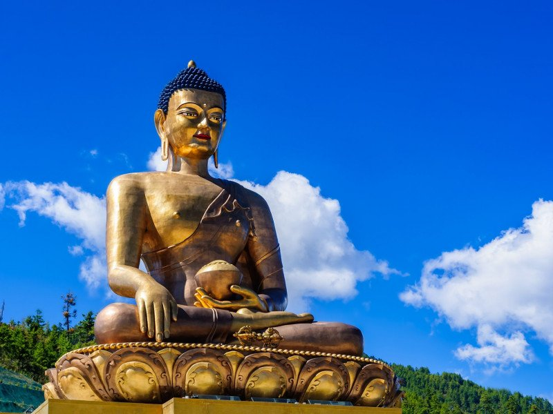 Kuensel Phodrang Buddha Point